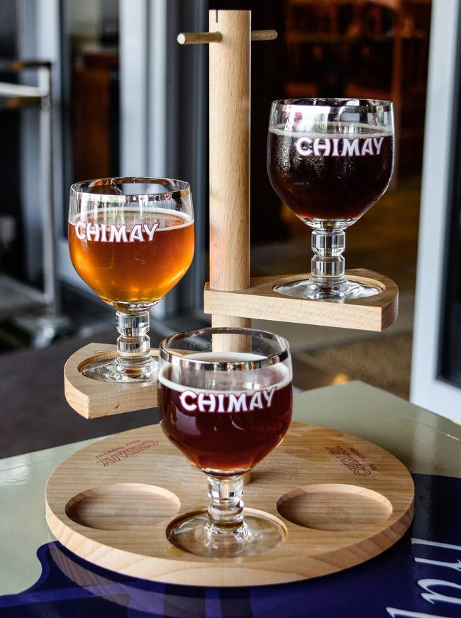 One Good Beer ~ Chimay is one of the 6 Trappist beers in Belgium. If you go to the monastery do stop at the restaurant, situated about 1-2 miles before the monastery, as they serve some great steak made with Chimay beer sauce, Chimay cheeses and of course Chimay beer. >>> Would love to go to Belgium and do some beer tasting here! Have you been to Belgium? Have you had Chimay beer?