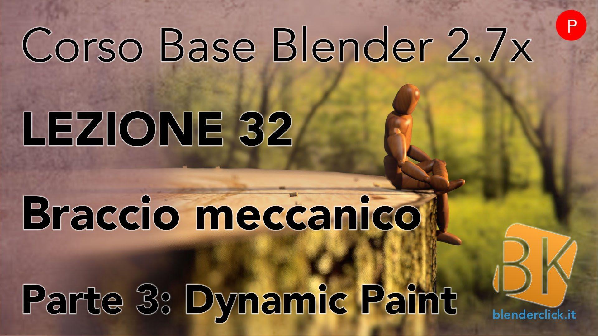 Blender 2.7x - Corso Base - Lezione 32 (PRATICA)  [ITA]