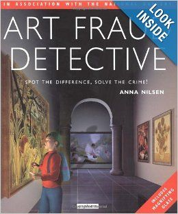 Neat Book For Art Appreciation Includes 5 Of The Artists From Classical Conversations Cycle 2 Art Books For Kids Detective Spot The Differences