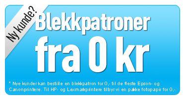 Blekkpatroner, lasertoner & fotopapir hos www.inkClub.com