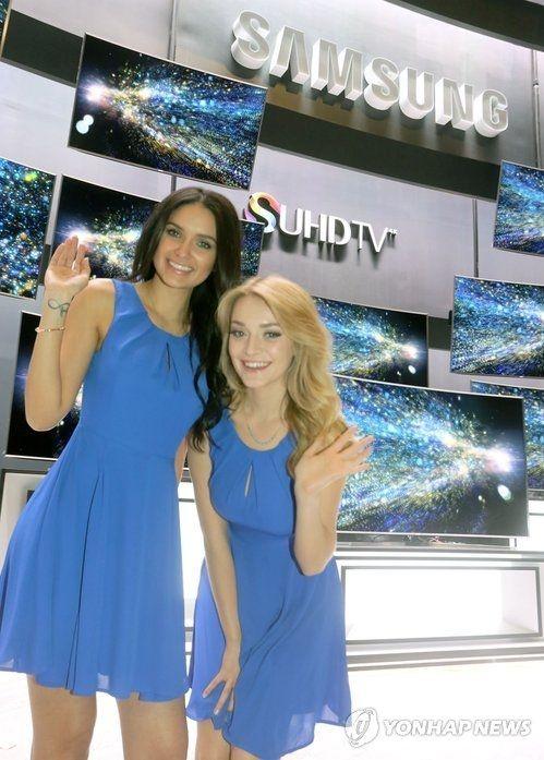 CES 2015: первые телевизоры Samsung на квантовых точках называютсяSUHD TV / Новости hardware / 3DNews - Daily Digital Digest