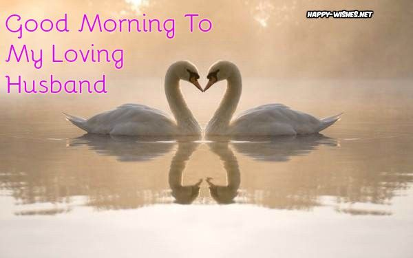 20 Good Morning Wishes To Husband Healthy Relationship Swan