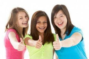 thumbs up  college visit weight loss results losing