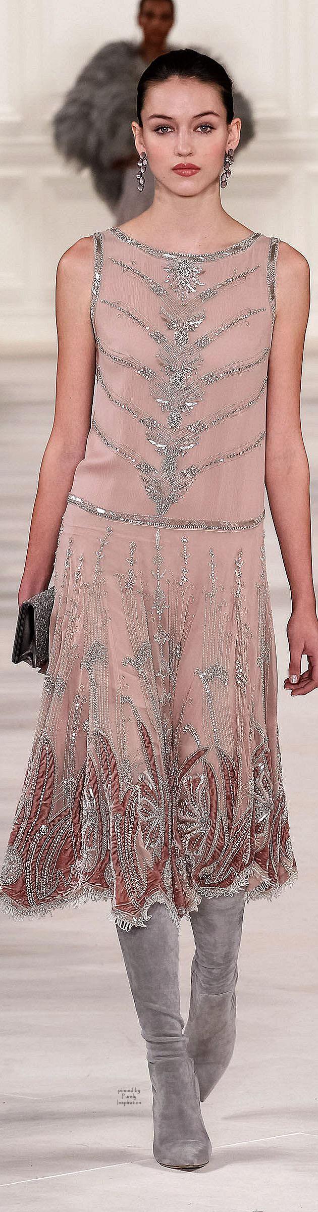 Ralph Lauren FW2014 | Purely Inspiration | Elegance: day wear ...