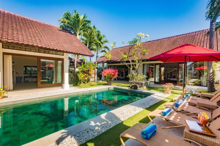 Villa Noa Seminyak Bali Indonesia Swimming Pools Villa Outdoor Bathrooms