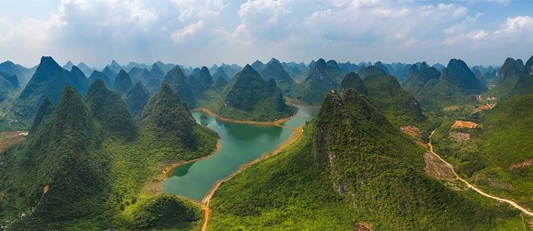 Image result for Guilin and Lijiang River National Park