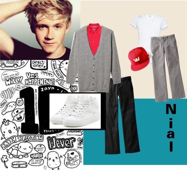 Niall Horan fashion for girls!