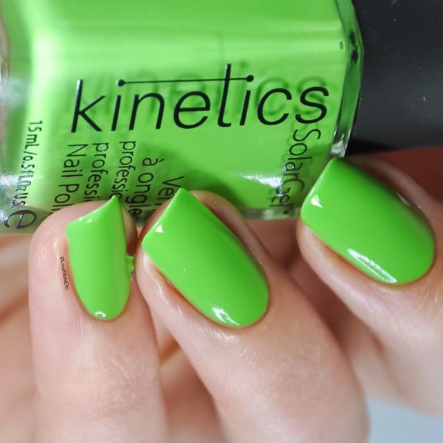 kinetics Nails – Rio Rio collection – Swatches & Review
