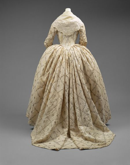 Robe à l'anglaise [French] (1991.204a,b)   Heilbrunn Timeline of Art History   The Metropolitan Museum of Art