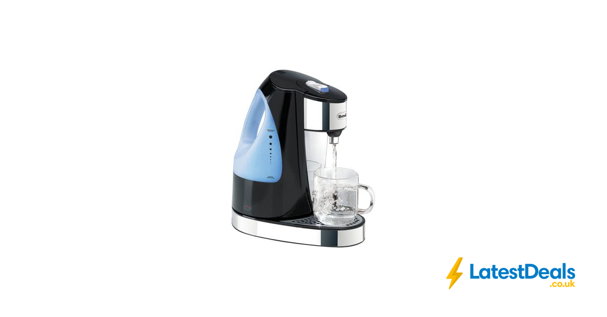 BREVILLE Hot Cup Instant Hot Water Dispenser, £39.99 at TJ