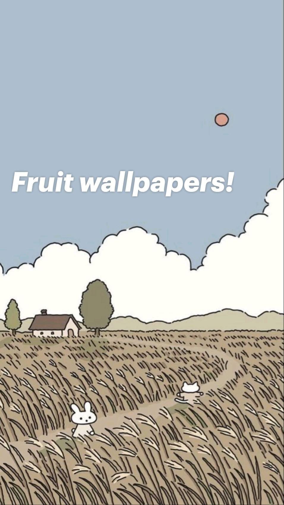 Fruit wallpapers!