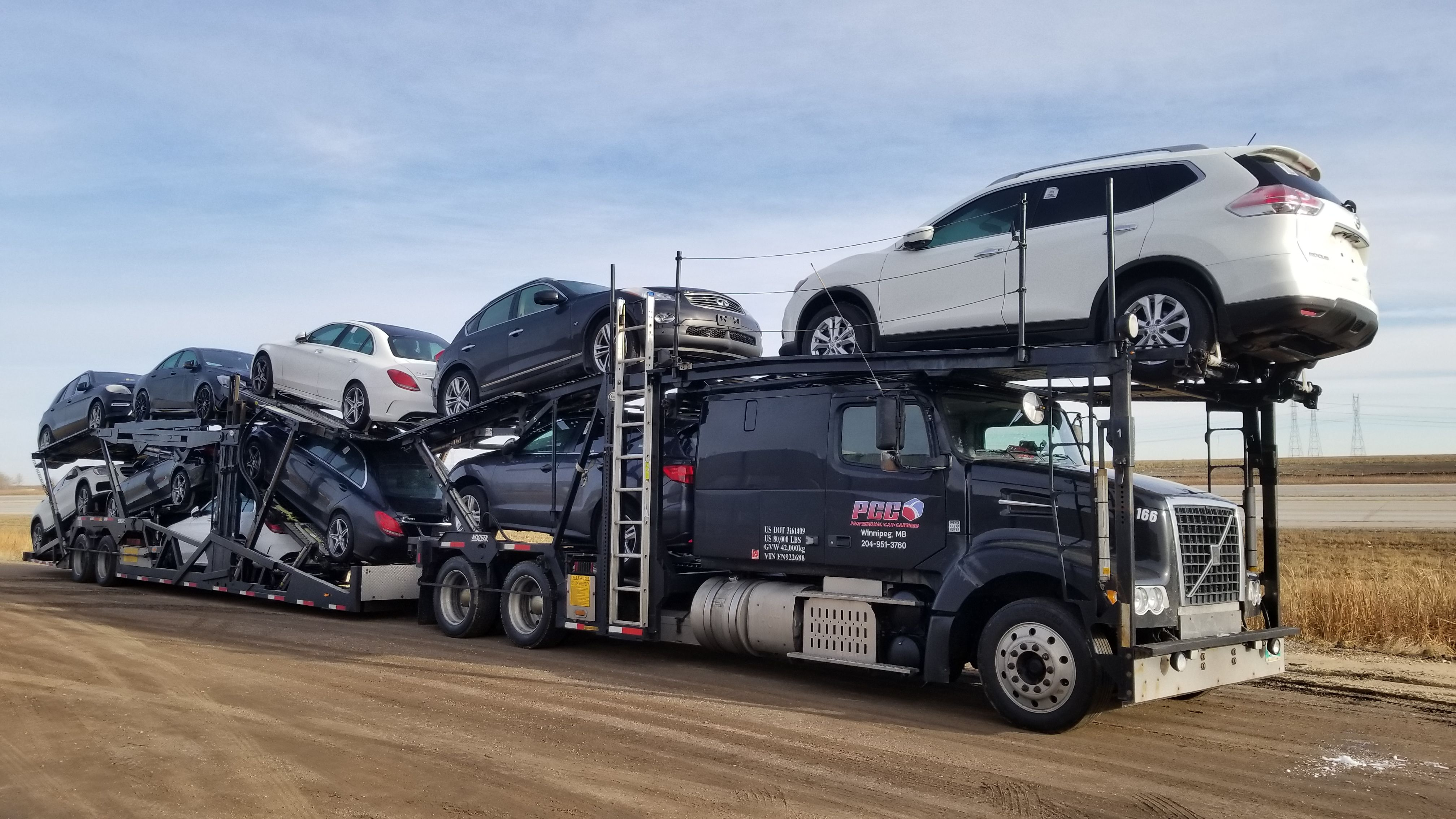 Moving Car Across The Country Or Transporting A Classic Car Are