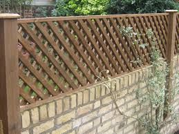 Image Result For Diamond Trellis Panels On Wall Top Backyard Trellis Wall Trellis Trellis Fence