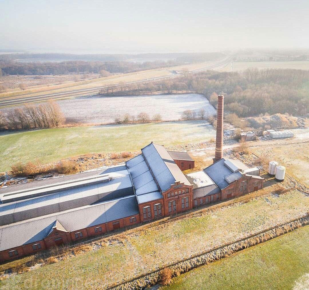 """Strokarton fabriek """"De Toekomst"""" Scheemda 2017"""