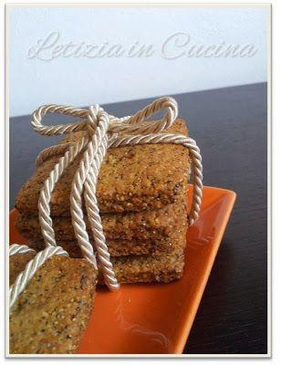 Letizia in Cucina: Biscotti Amaranto e Nocciole | Italian Cookies ...
