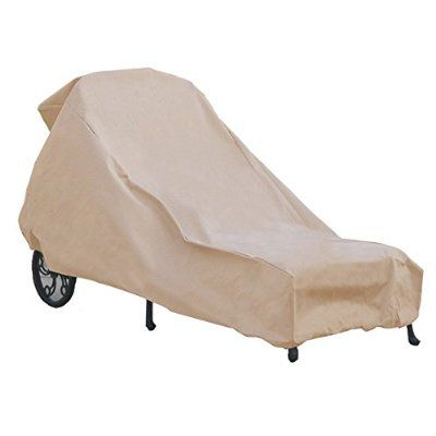 Hearth Garden Patio Chaise Lounge Cover Chaise Lounge Patio Furniture Covers Patio Chaise Lounge