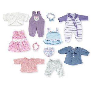You Me 5 Pack 12 14 Inch Baby Doll Playtime Outfits Baby Dolls My Life Doll Accessories Baby Doll Clothes