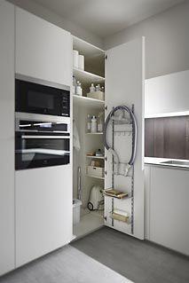 Column blind corner unit | Laundry | Pinterest | Murales, Cocinas y ...