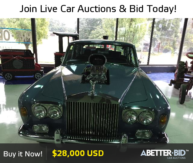Salvage 1975 ROLLS-ROYCE ALL MODELS For Sale