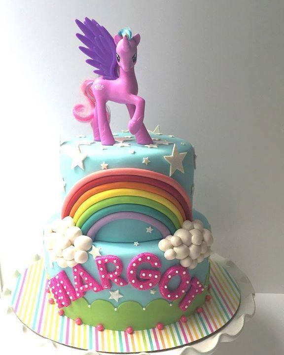 Kids Cakes Pony Cake My Little Pony Cake Little Pony Cake