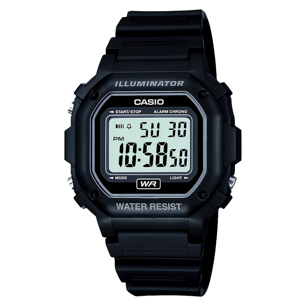 acb6f875033 Casio Digital Watch - Black (F108WH-1ACF)