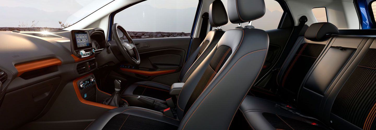 The New Appeal Comes With Sports Orange Interiors Orange