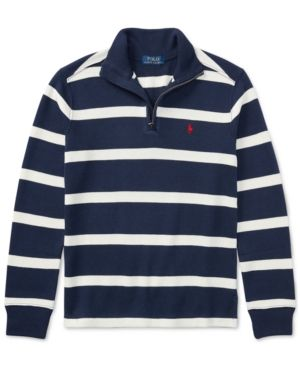 Boys Polo Ralph Lauren Half-Zip Sweaters