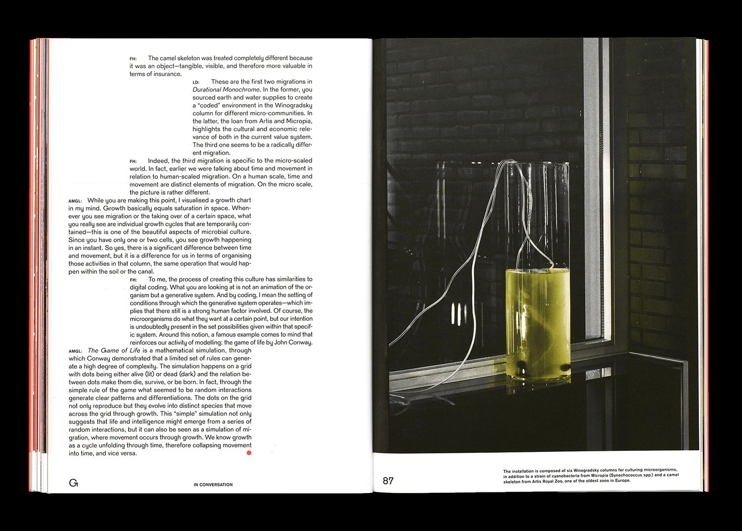 Migrant Journal No 5 Micro Odysseys By Offshore Studio Bp O