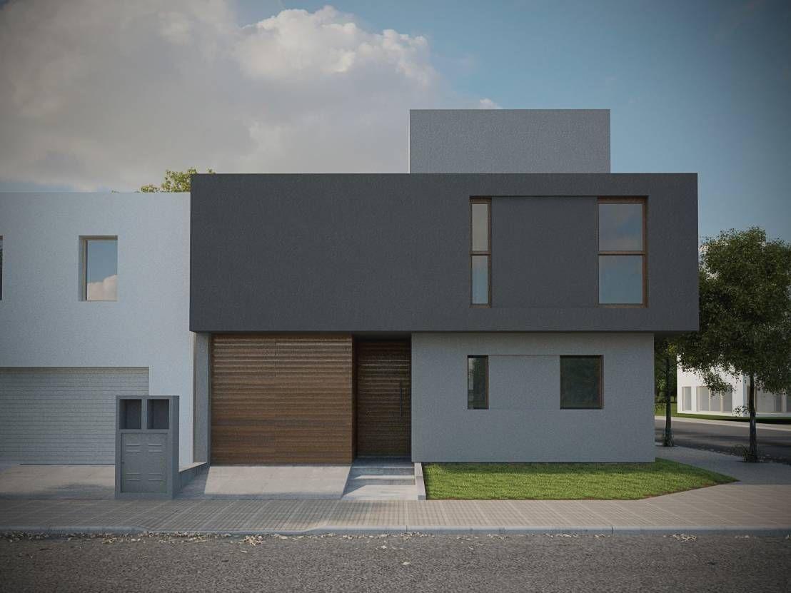 따뜻한 감성이 담긴 모던 하우스 | Moderne architektur ...