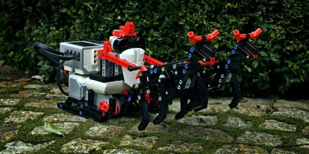 SANTA CLAUS'S SLEIGH FOR MINDSTORMS EV3!   LEGO Mindstorms   LEGO ...