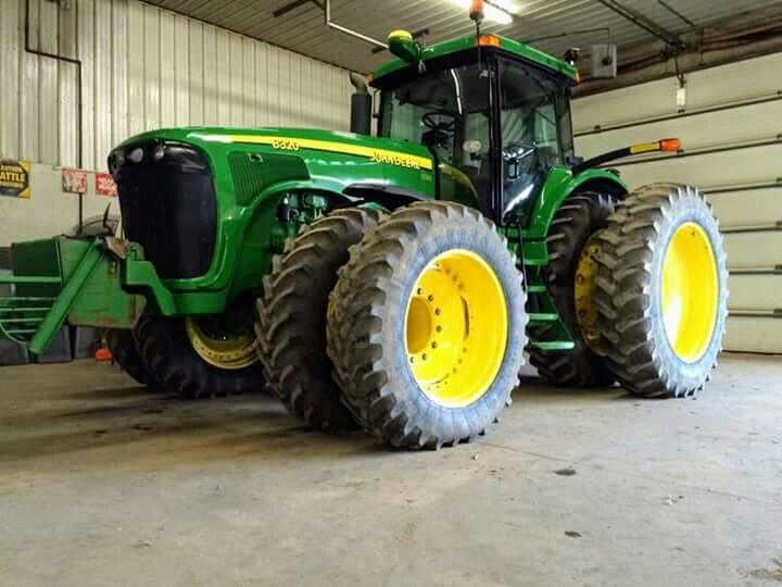 JOHN DEERE 8320 Tractors Tractors John Deere Tractors