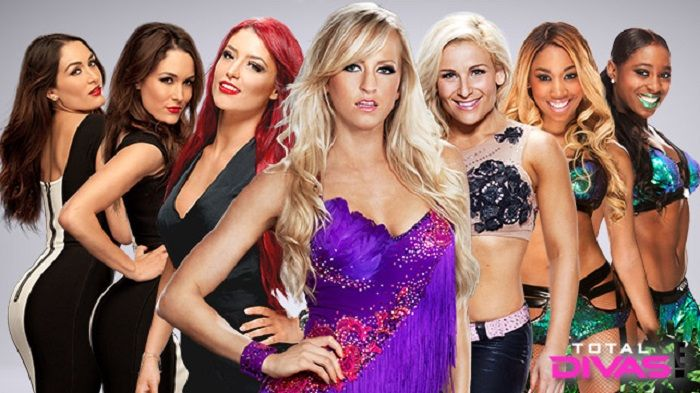 Update On Vince Mcmahon Not Allowing The Total Divas To Hold The Title Stillrealtous Com Wwe Total Divas Wwe Divas Vince Mcmahon