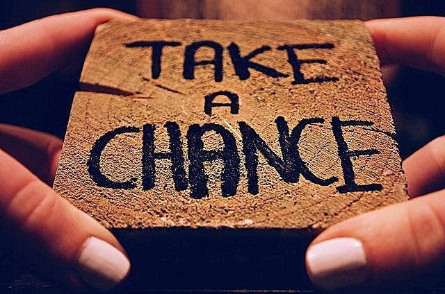 Will You Take That Chance?