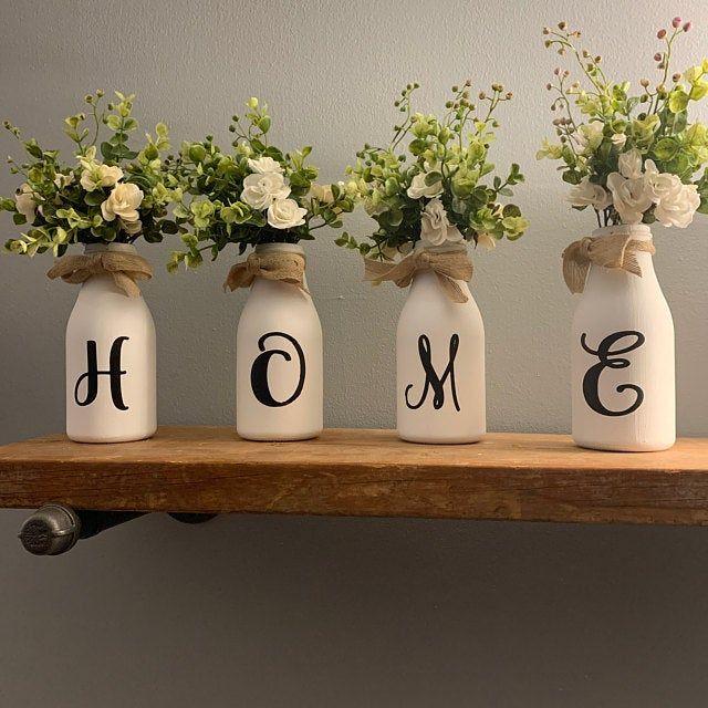 Photo of Hanging Mason Jar Sconces, Mason Jar Sconces,Mason Jar Decor,Farmhouse Decor,Wall Decor,Mason Jars with Lights,Wall Sconce,Housewarming Gift