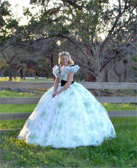 10+ Southern belle dress information