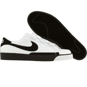 save off 4485e 96198 Nike Blazer AC White Black Vaporize