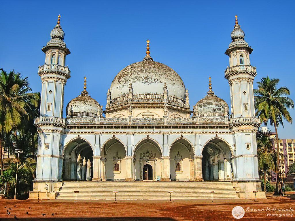 Aga Khan I Shah Hasan Ali Shah S Tomb Hasanabad Mumbai