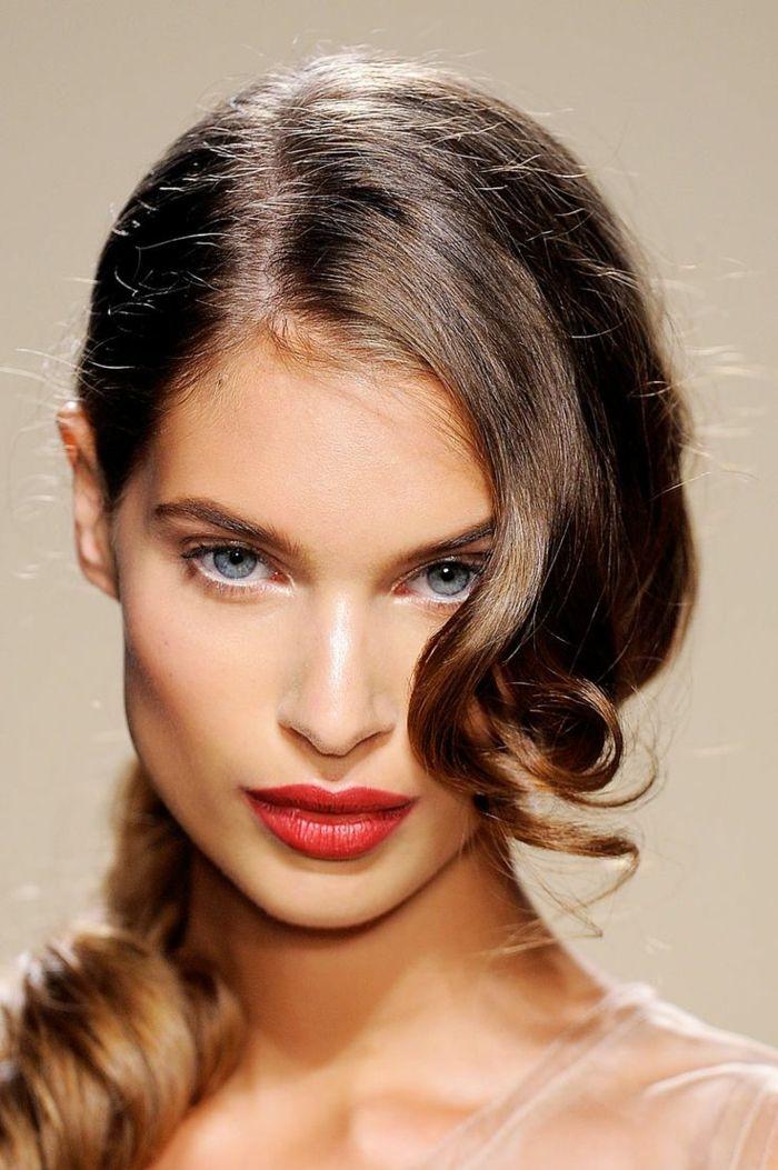 Fabuloso peinados nochevieja Imagen de cortes de pelo estilo - 1001 + ideas de peinados para Nochevieja que te dejarán ...