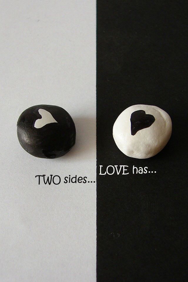 Two sides love has