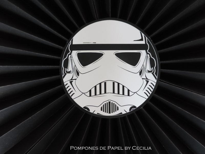 Rosetas Deco Star Wars