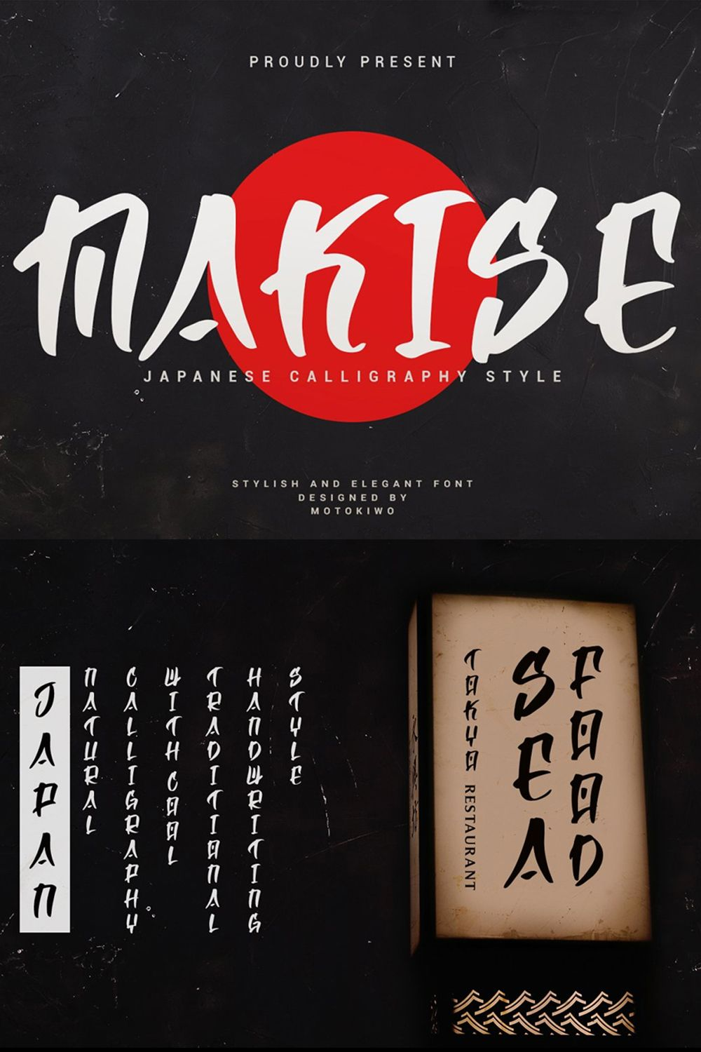 Download Makise Japan Calligraphy Style in 2020 (With