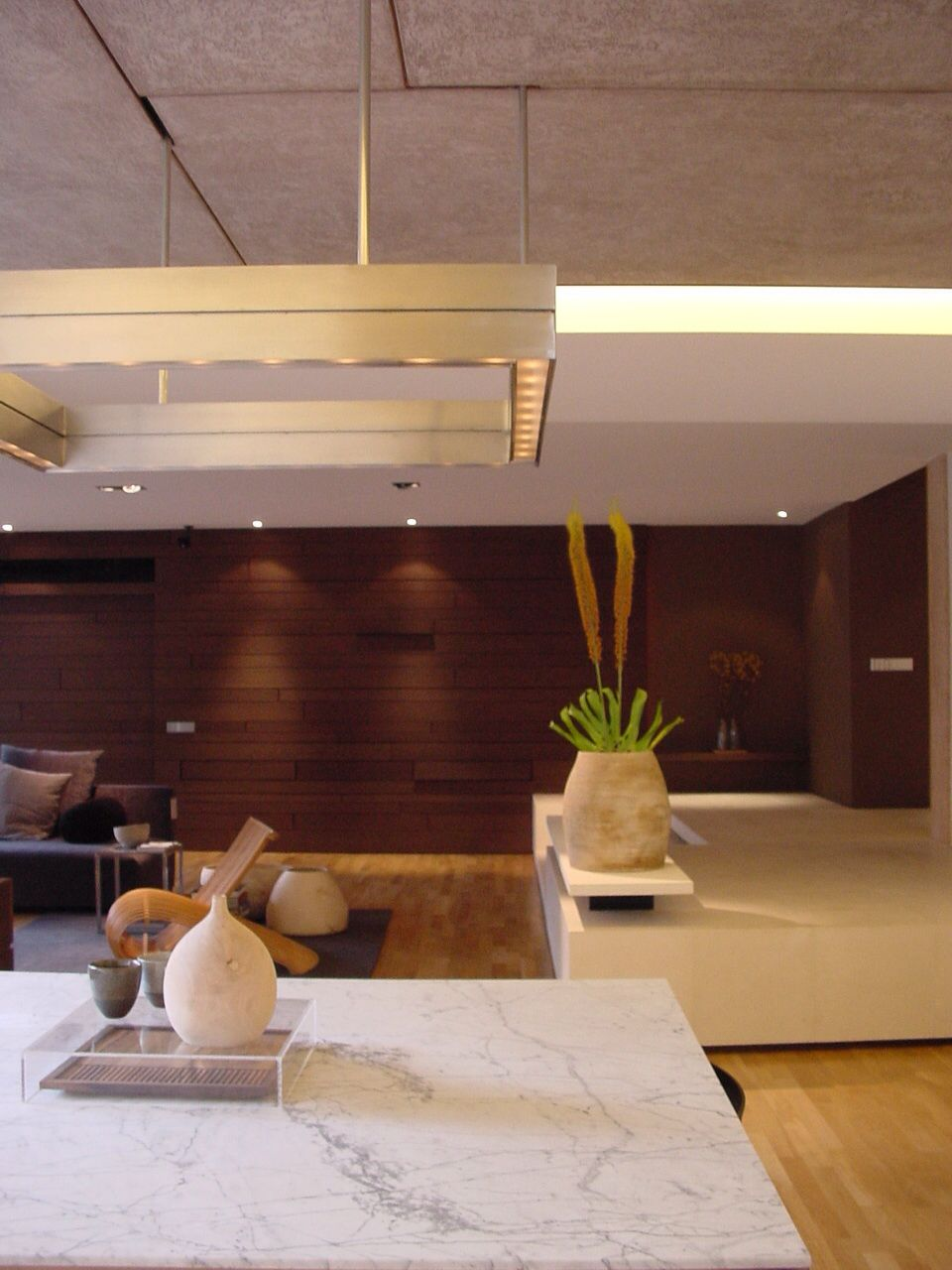 Good Westwood Apartment By K2LD Architects Nice Look