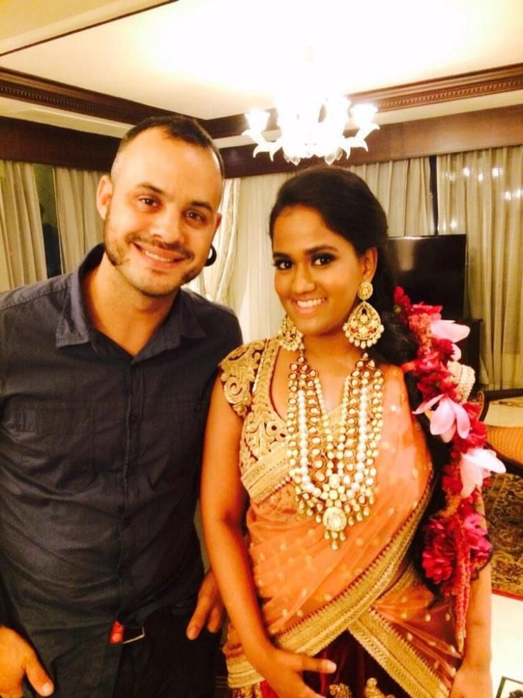 Arpita Khan At Her Wedding Celebrity Makeup Artist Celebrity Makeup Best Bridal Makeup
