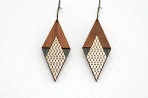 Image of Art Deco Diamonds, by bird of virtue