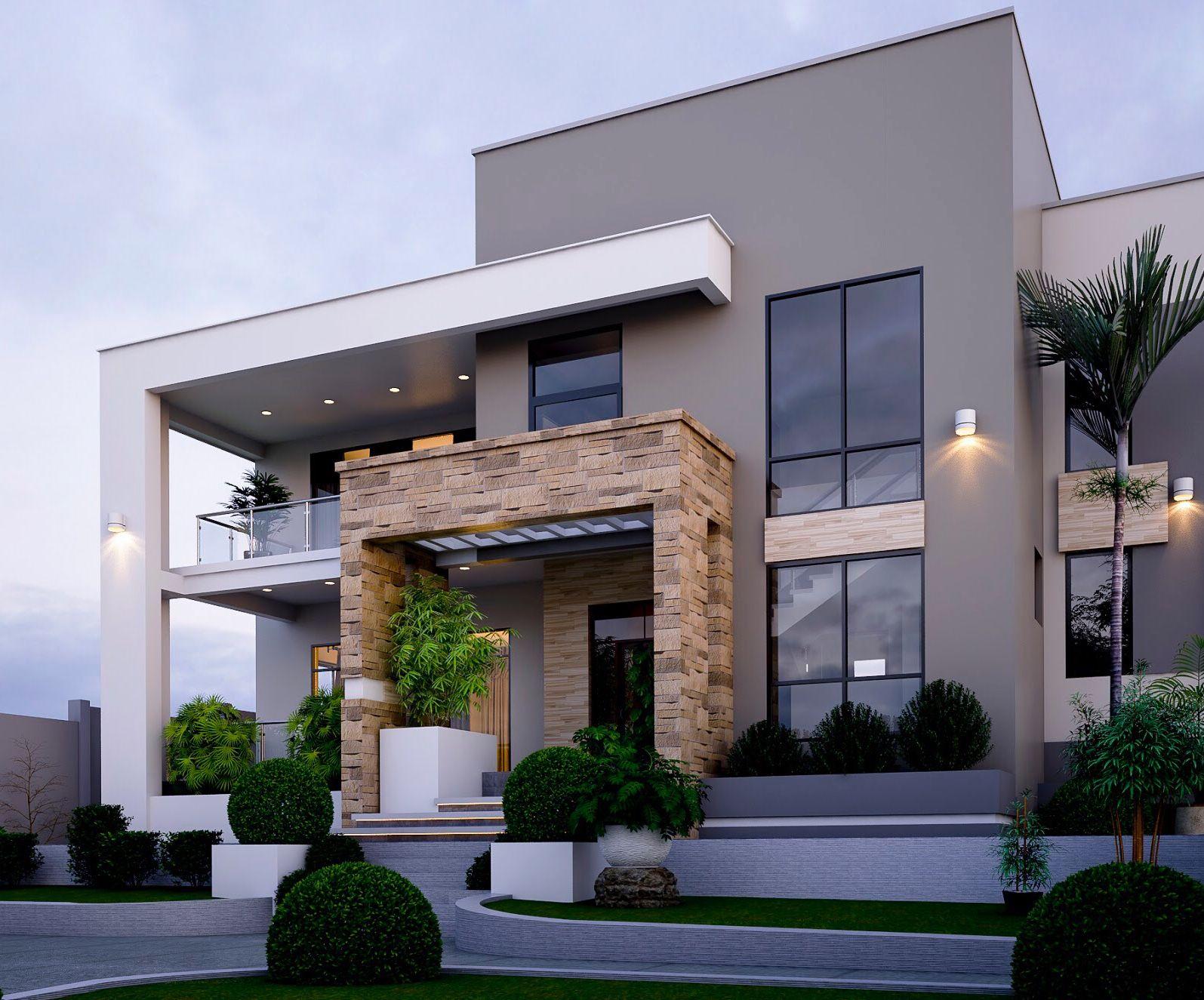 Ultra Modern Contemporary House Exterior Design Trendecors