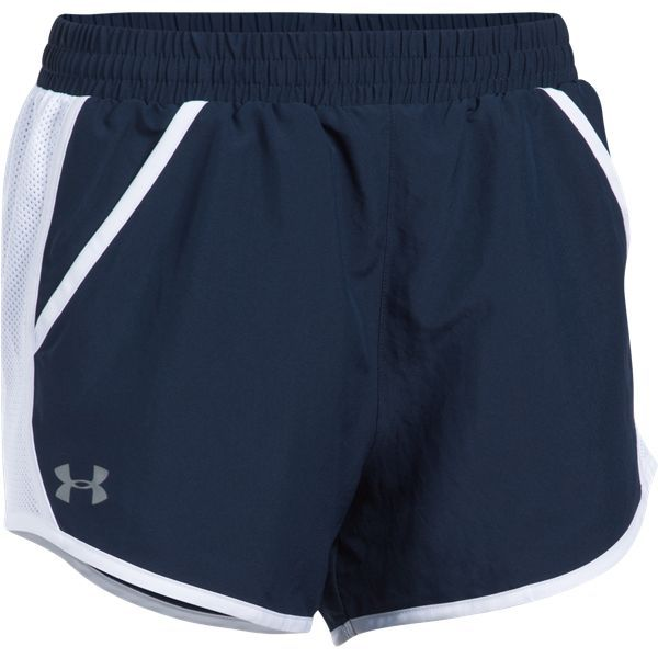 2019 Under Armour Ladies Fly-By Training Gym Shorts UA Sports Running Fitness