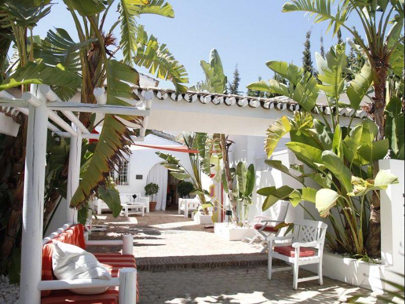 Casa la concha mi hogar boho chic en marbella hotels with a plus m laga spain malaga - Casa plus malaga ...