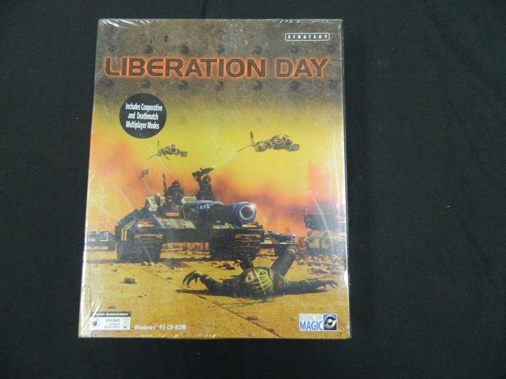 Liberation Day  (PC, 1998)