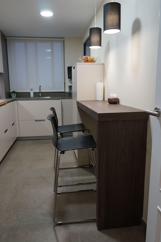 Nuevo proyecto de reforma integral con muebles de cocina Santos ...