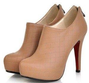 b6412d8fb Bota Salto Alto Cano Curto Moda Sexy   yeah   Shoes, Shoes heels e Boots
